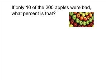 6th Grade Percent Lesson