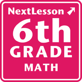 6th Grade Math Performance Tasks Bundle