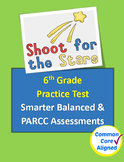 6th Grade Practice Test for Smarter Balanced and PARCC Assessments