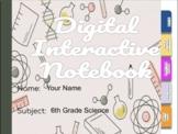 6th Grade Pre-Advanced Placement Digital Units 6-10