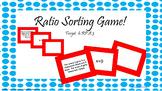 6th Grade Ratio Sorting Game!