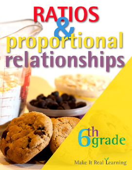 6th Grade - Ratios and Proportional Relationships - Ten Activities