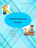 6th Grade Reading Response Journal