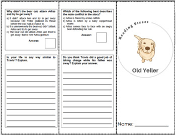6th Grade Reading Street Activity Pack - Unit 1