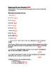 6th Grade Reducing Ratios Lesson: FOLDABLE & Homework
