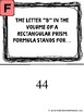 6th Grade Reference Materials Scavenger Hunt | Formula Cha