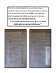 6th Grade Relationships in Equations Lesson: FOLDABLE & Homework
