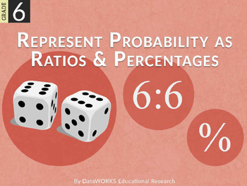Represent Probability as Ratios and Percentages (EDI)