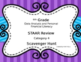 6th Grade STAAR Category 4