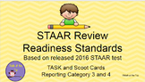 6th Grade Math STAAR Readiness Standards based on 2016 STA