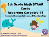 6th Grade Math STAAR Review - Numeric Representations and Relationships