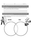 6th Grade Science Literacy Standards Materials--Rocks