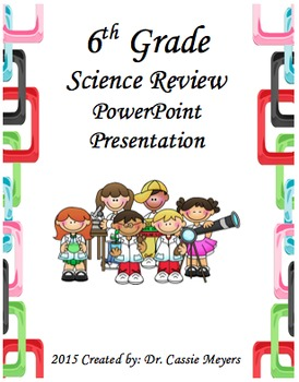 6th Grade Science Review