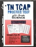 6th Grade Science TCAP Practice Test 2