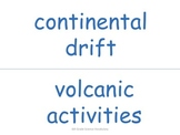 6th Grade Science Vocabulary for Posting