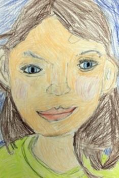 6th Grade Self Portrait Unit