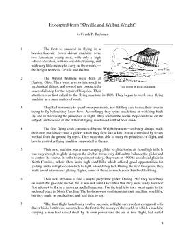 6th Grade Short Answer Response Test Prep