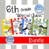 """6th Grade """"Special Guest"""" Bundle"""