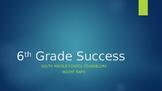 6th Grade Success Presentations