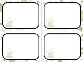 6th Grade Super Stars Classroom Pack