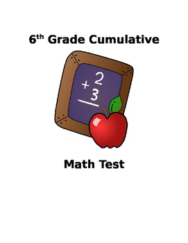 6th Grade Test