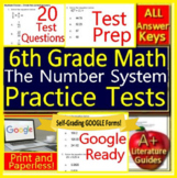 6th Grade Math Test Prep: The Number System - Standardized Testing Practice