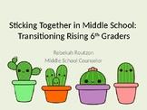 6th Grade Transition Program