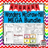 6th Grade Wonders McGraw Hill Reading *** MEGA Bundle ***