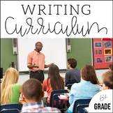 6th Grade Writing Unit Bundle + Curriculum   An Entire Year of Writing