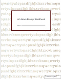 6th Grade Writing Workbook