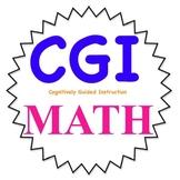6th grade CGI math word problems- 6th set-- Common Core friendly