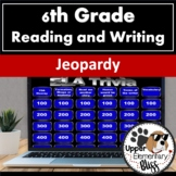 Distance Learning 6th grade Test Prep reading and writing