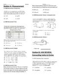 6th grade math Comprehensive Review