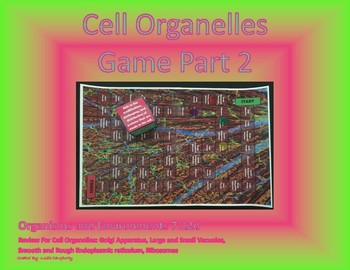7.12d Cell Organelles Game Part 2
