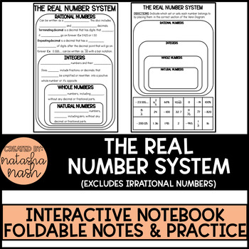 7.2A The Real Number System