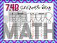 7.4B: Unit Rates STAAR Test Prep Task Cards (GRADE 7)