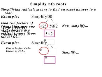 7-4a Properties of exponents (Part II)