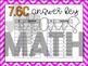 7.6C: Experimental Probability STAAR Test-Prep Task Cards (GRADE 7)