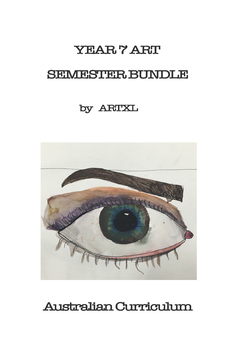 7 ART SEMESTER BUNDLE