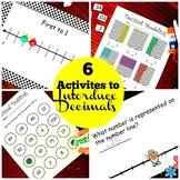 6 Activities to Introduce Decimals