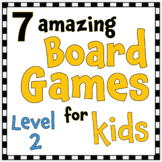 7 Amazing Board Games for Kids - Level 2