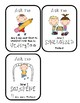 7 Ask Me Cards Badge - How I've Been Leader, Habits
