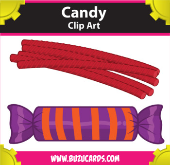 7 Candy Clipart