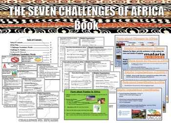 7 Challenges of Africa Book