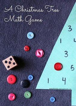 7 Christmas Games for Learning (Preschool and Kindergarten)