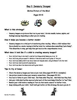 7 Comprehension Strategies Summaries
