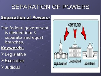 7 Constitutional Principles