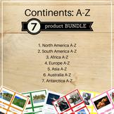 7 Continents A-Z Bundle