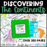 Discovering the 7 Continents [MEGA] Unit!