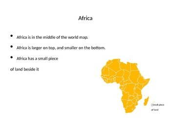 7 Continents Power Point